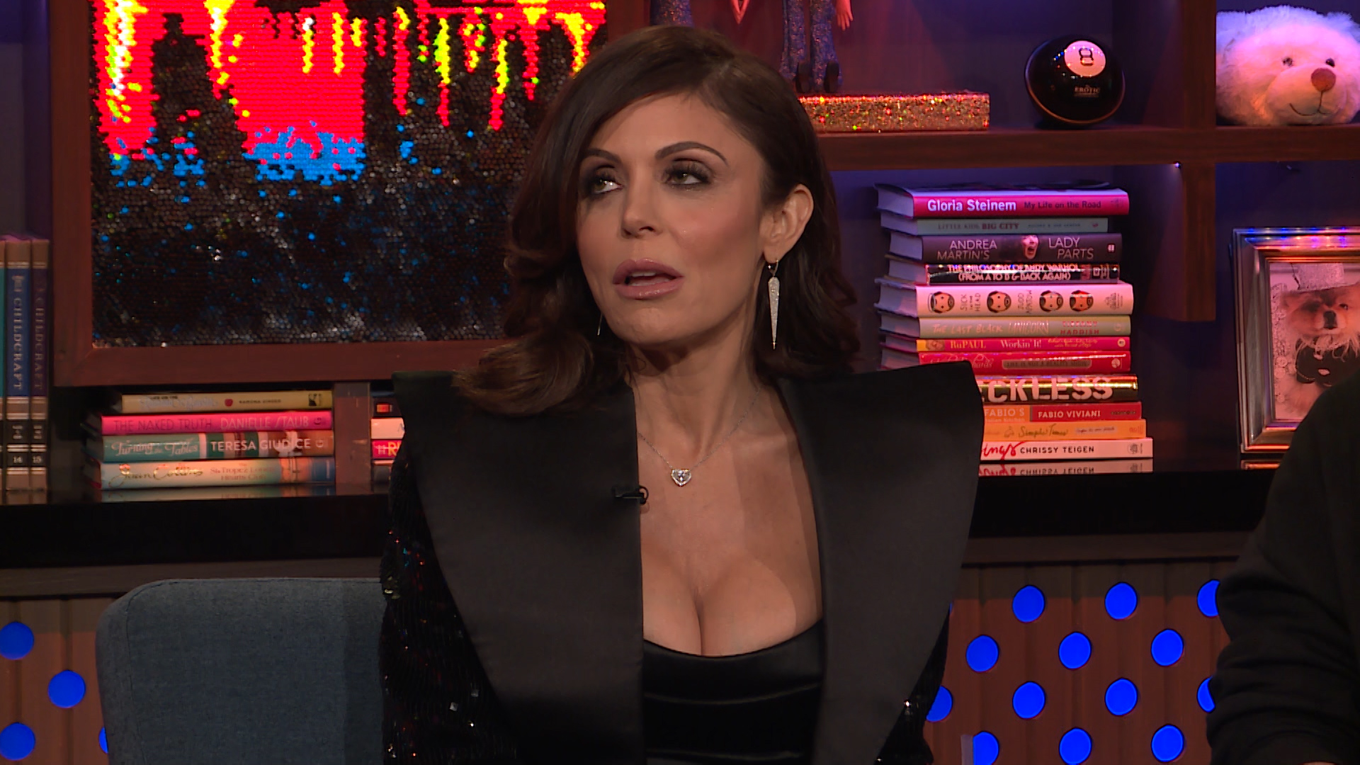 Bethenny Calls Ramona's Comments About Dennis Shields 'Despicable'