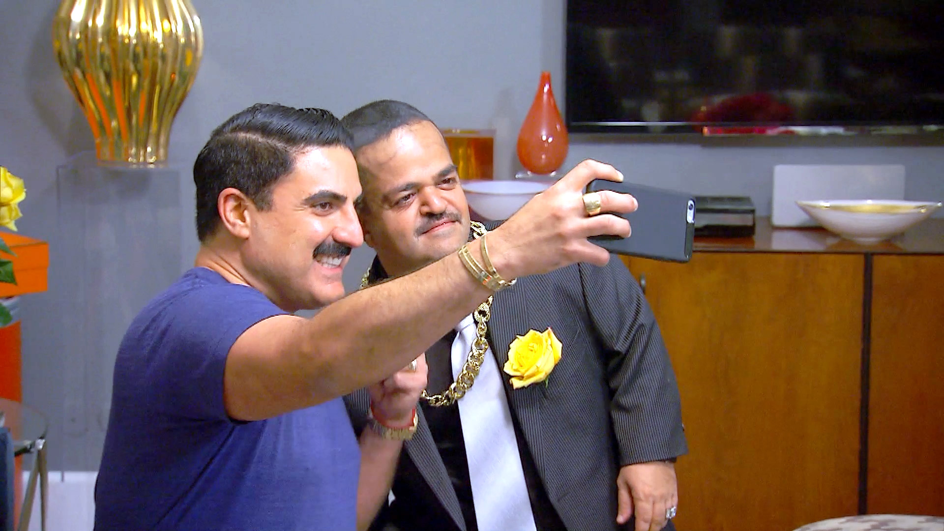 Reza Farahan Has a Little Surprise for the Shahs...