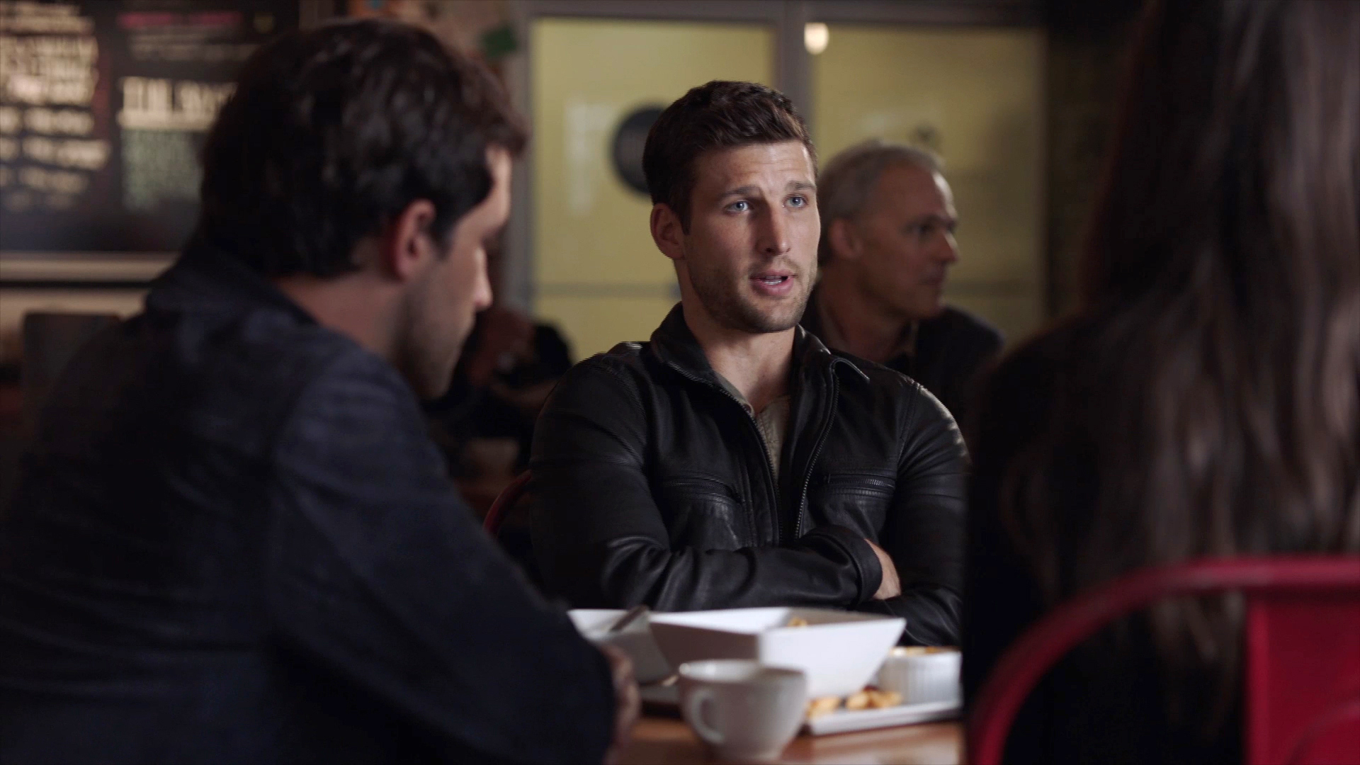 Will This #Imposters Bromance Become a Threesome?