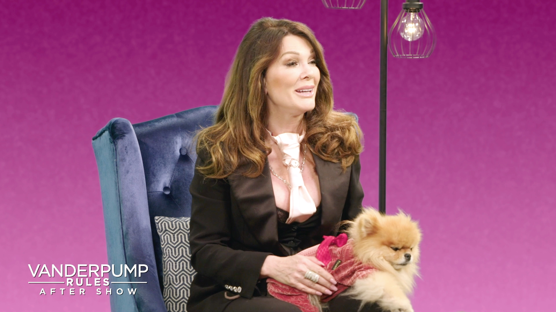 Lisa Vanderpump's Message to Brett Caprioni: Don't Touch What You Can't Afford