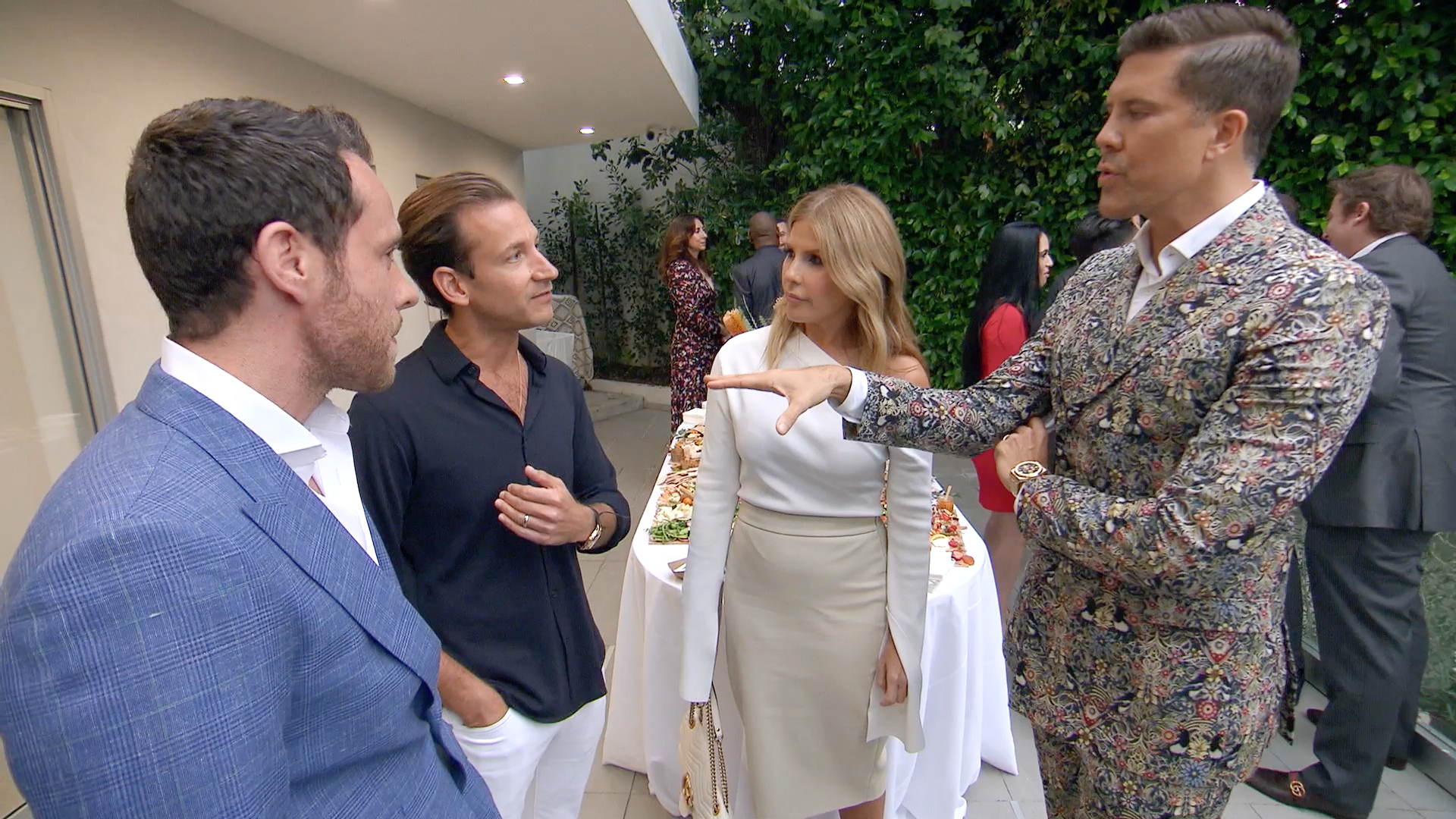 Is Josh Altman Threatened By Fredrik Eklund?