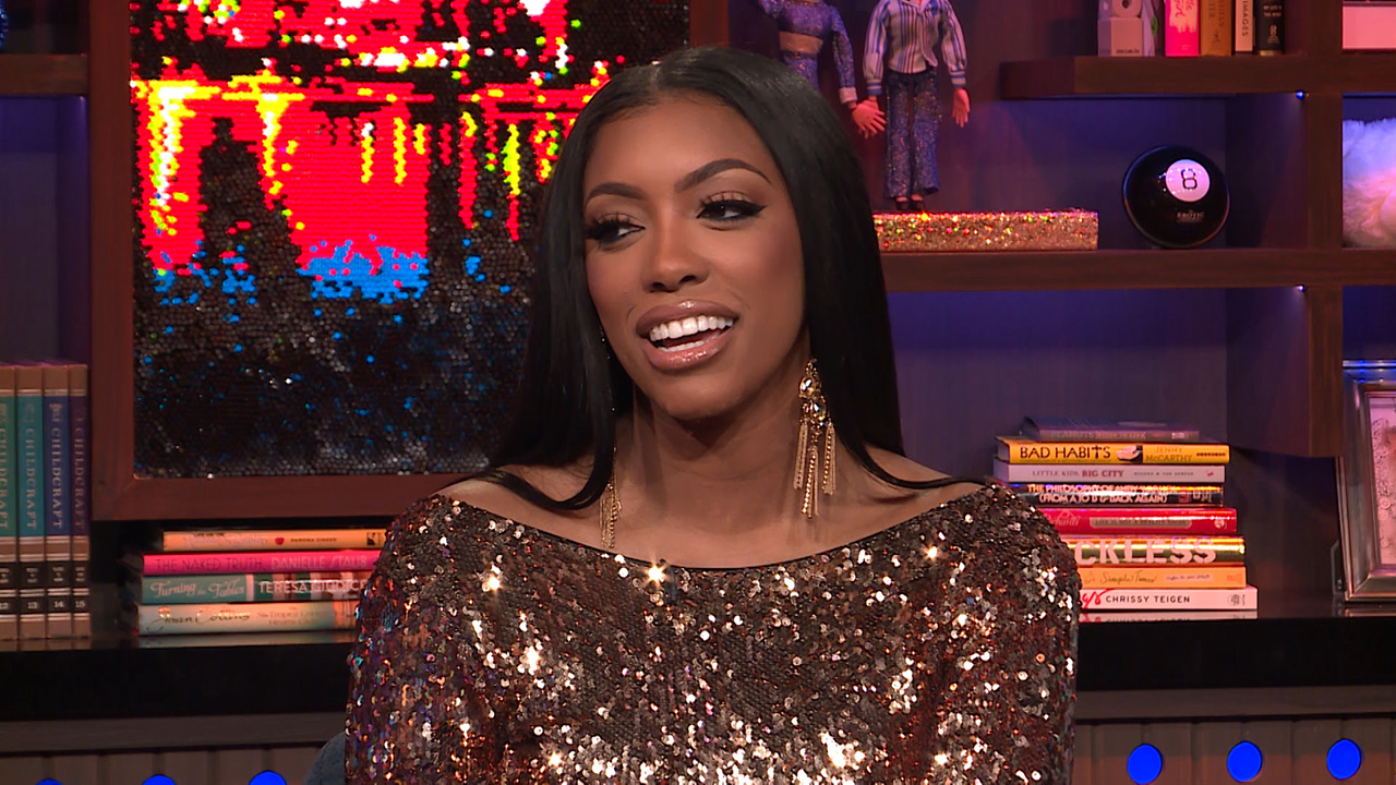 Porsha on Her Relationship with Todd