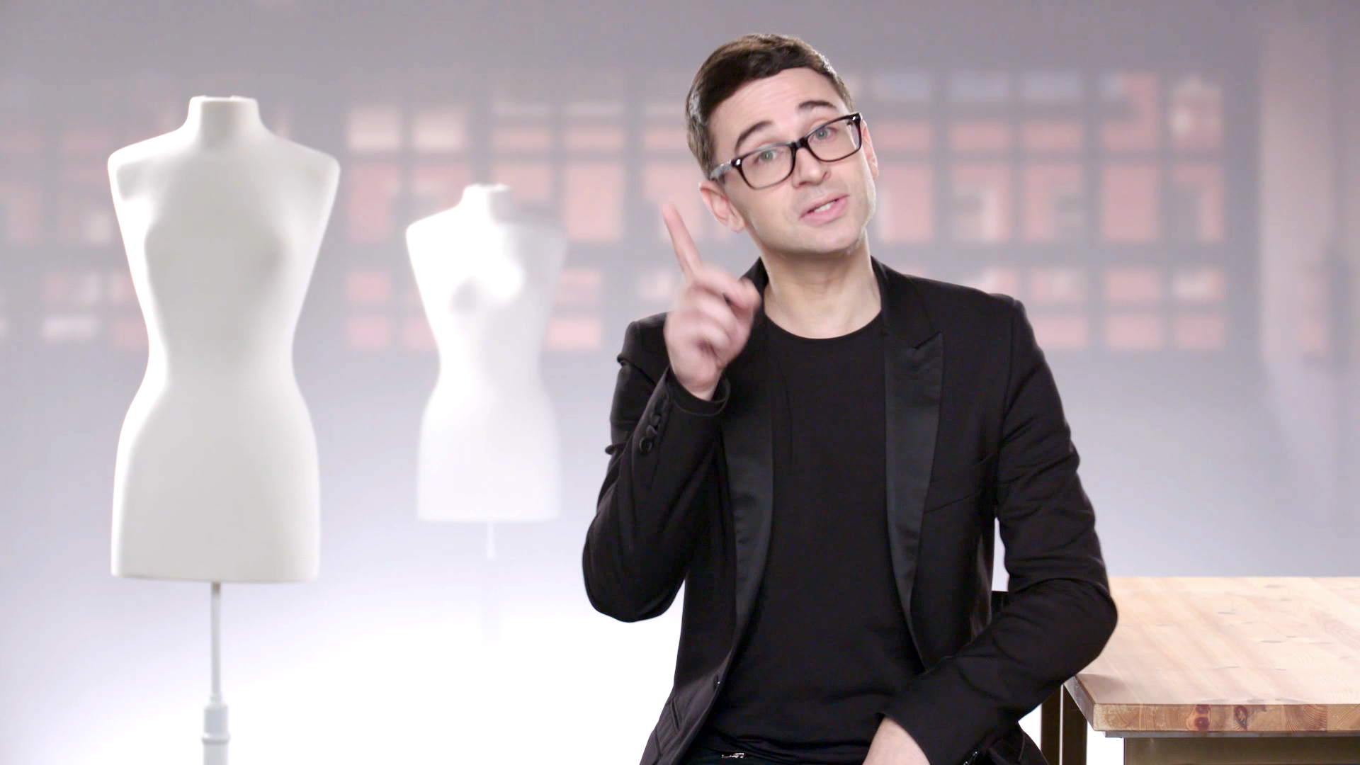 c51ce78ce Watch Get to Know Christian Siriano | Project Runway Videos