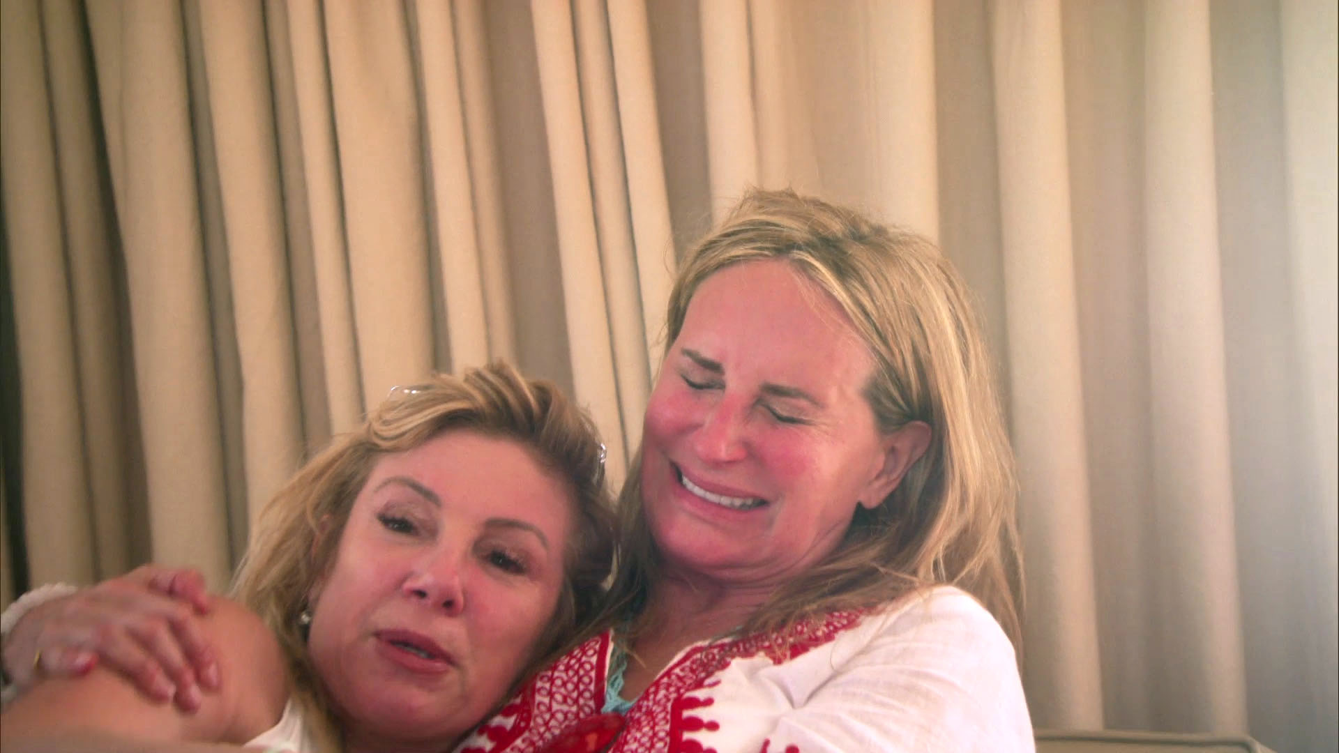 The RHONY Ladies Are Still Recovering From the Boat Ride