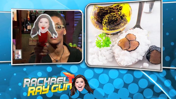 Ready, Aim: Rachael Ray Gun!