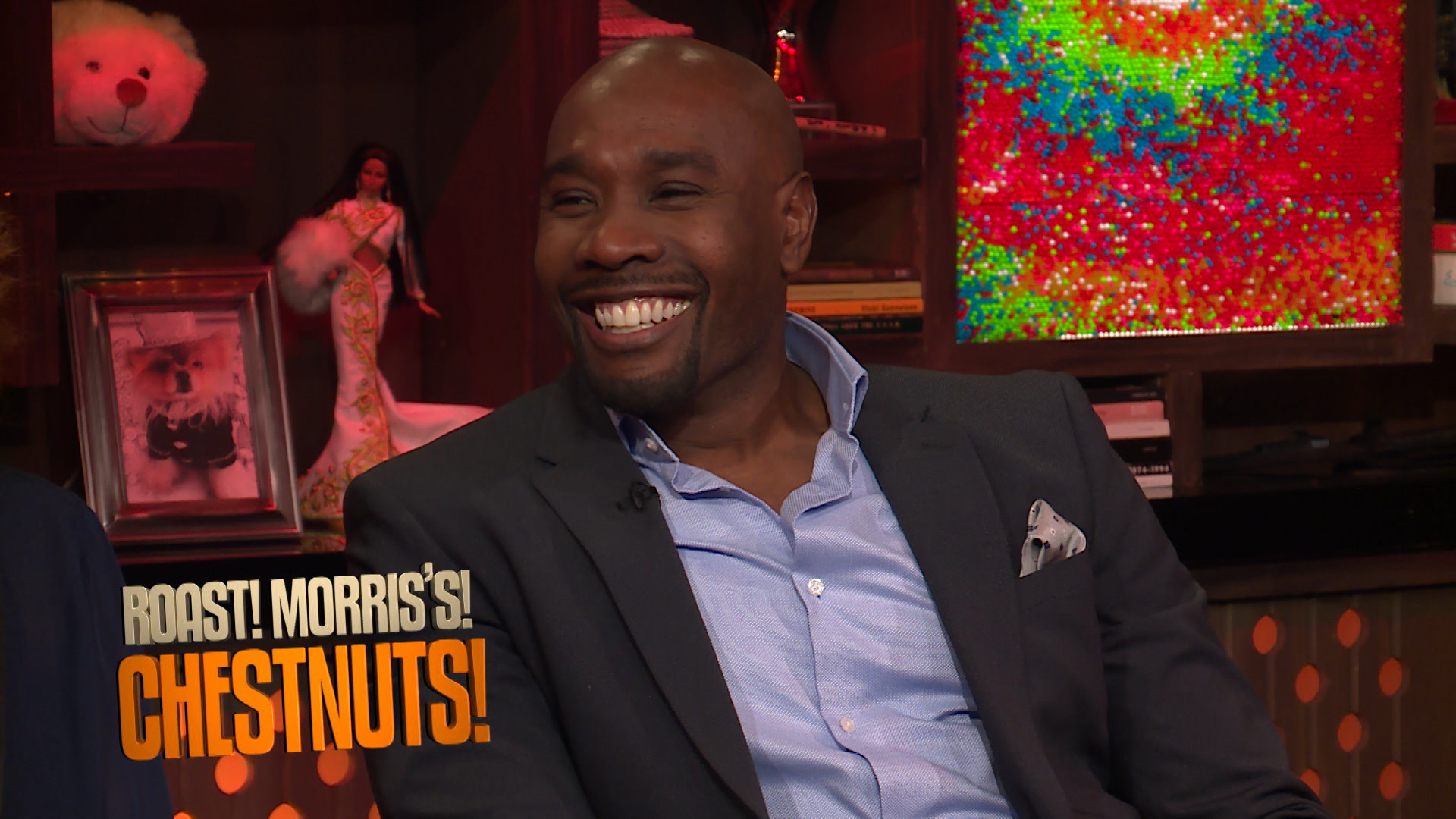 Morris Chestnut Gets Roasted on Sexy Topics