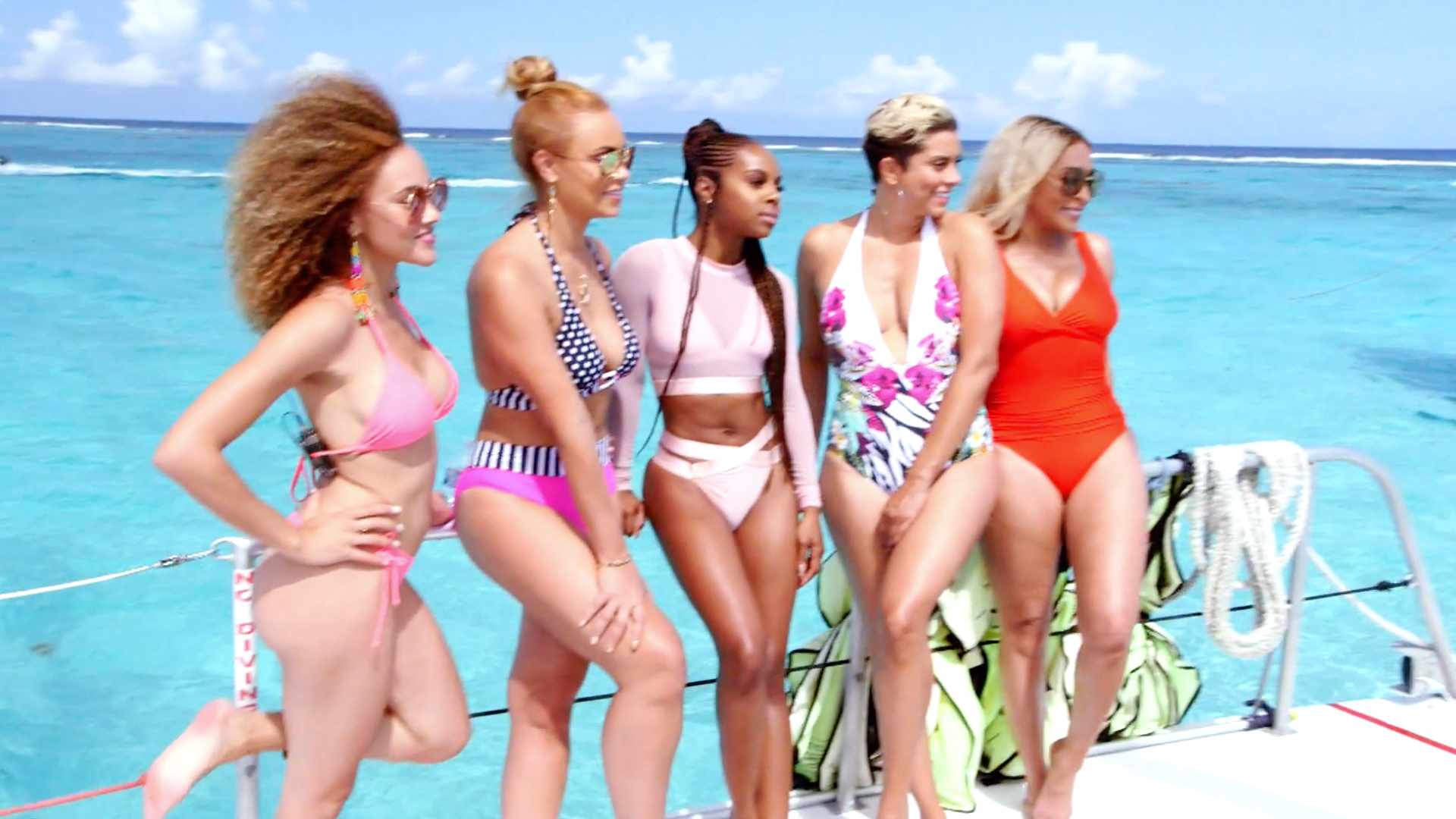 Your First Look at The Real Housewives of Potomac Season 4