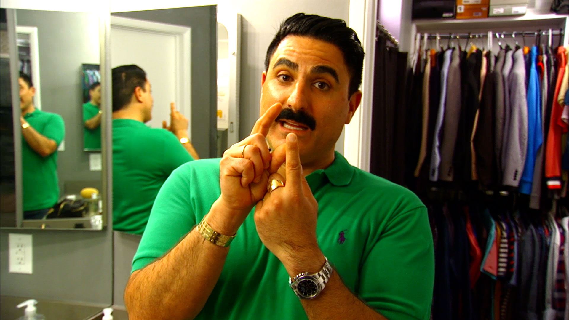 Shahs' Guide to Grooming