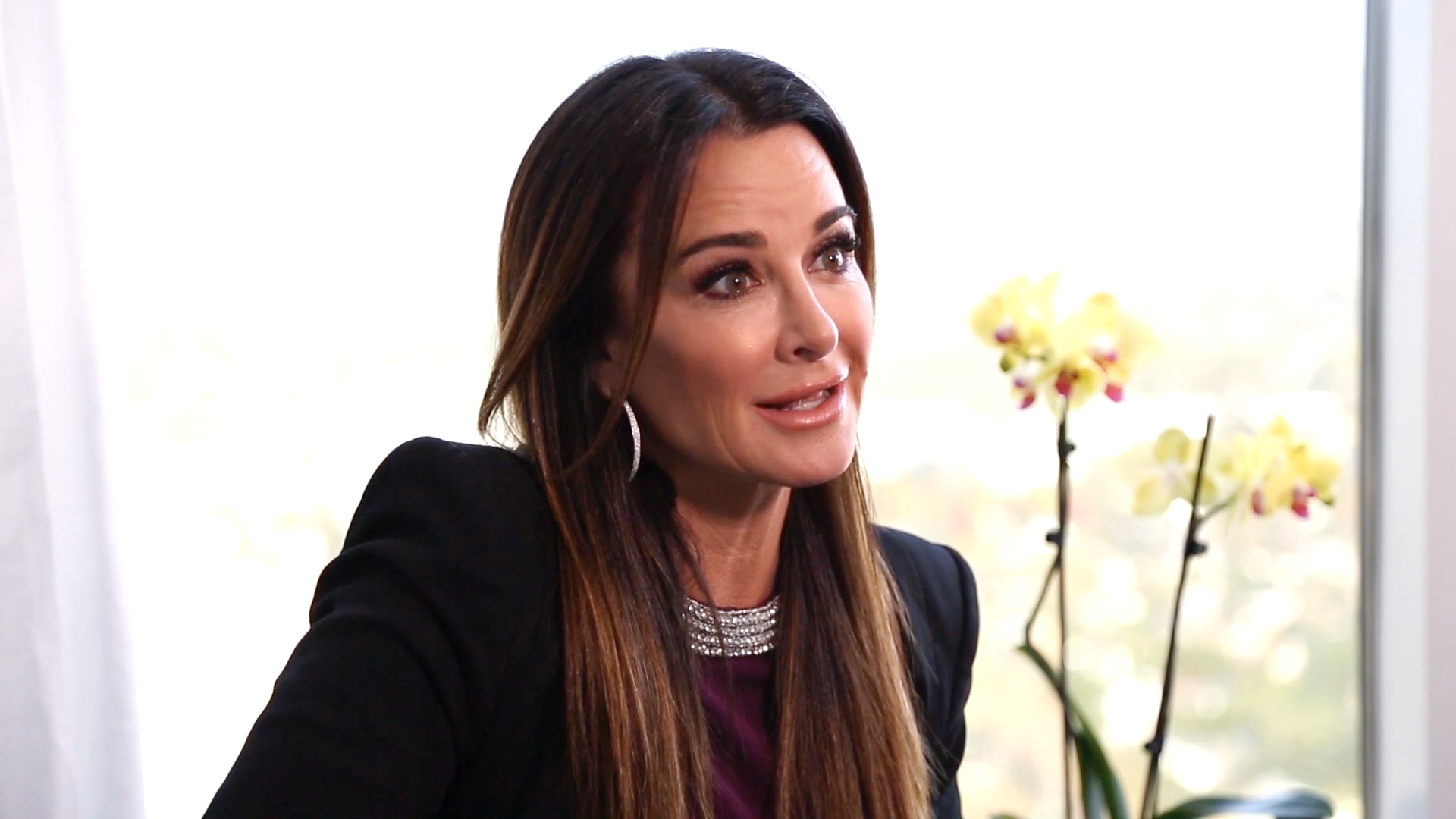 Kyle Richards Explains Who Takes Care of All The Dogs