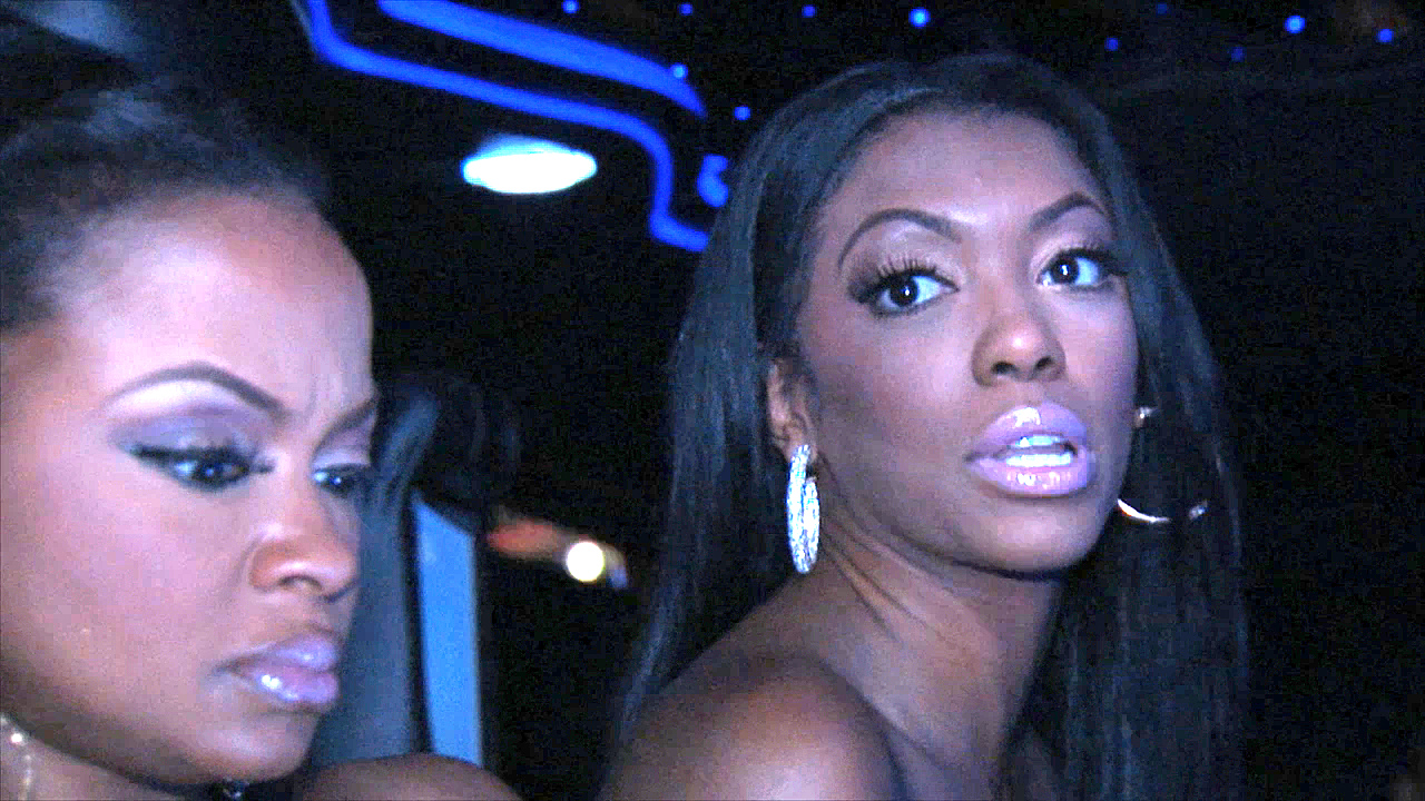 No Strip Club for Porsha