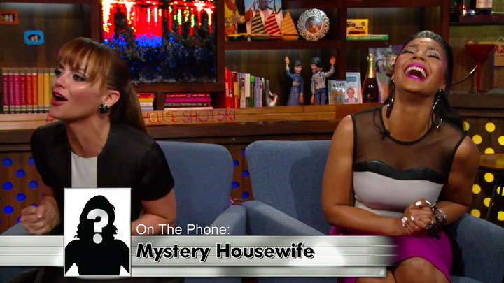 'Housewives' Mystery Caller