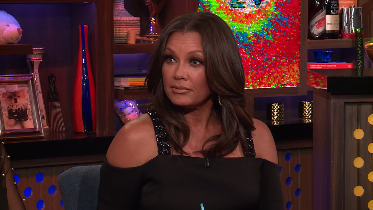 Vanessa Williams on Luann D'Agostino's Marriage to Tom