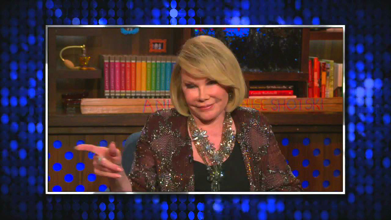 Andy Remembers Joan Rivers