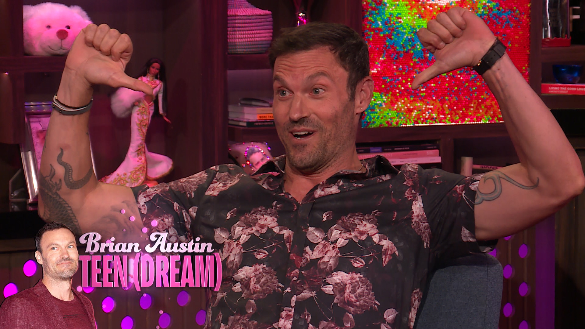 Brian Austin Green Dishes on His '90210' Days