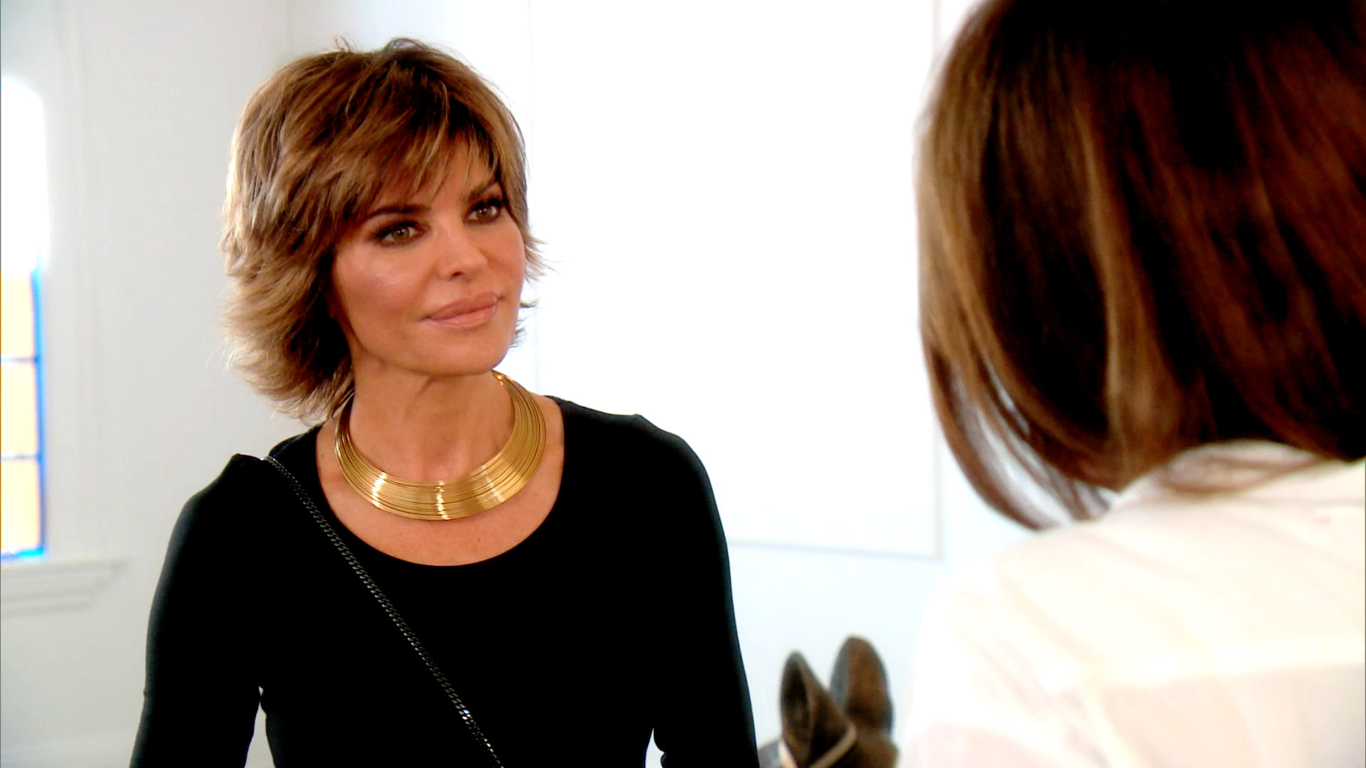Lisa Rinna Receives a Special Invitation