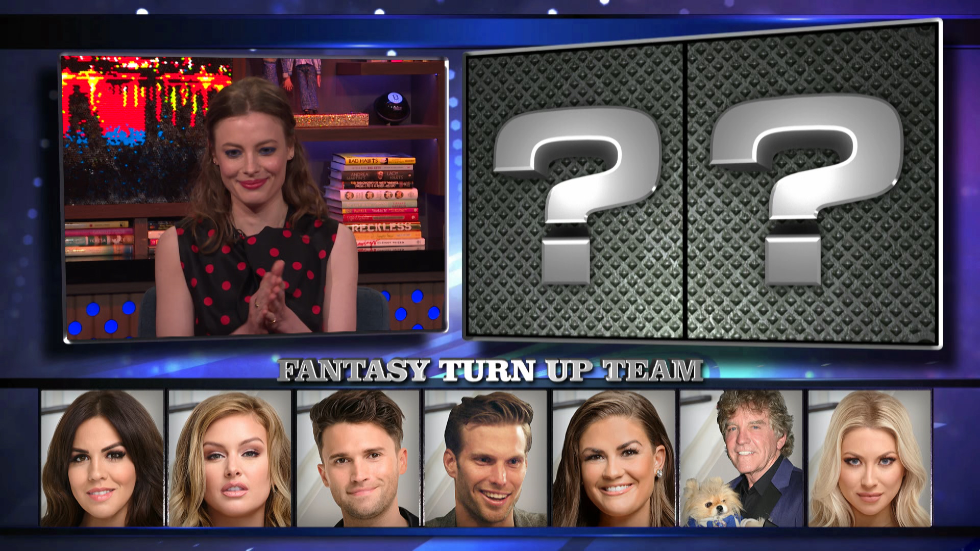 Gillian Jacobs' Fantasy #PumpRules Team