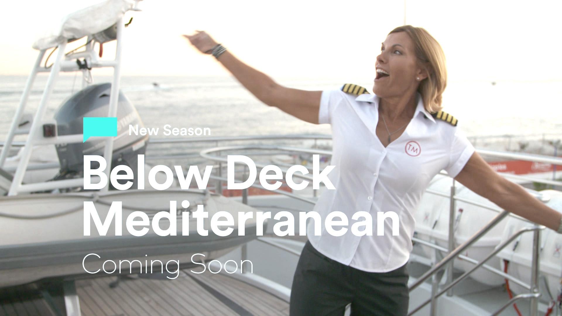 Below Deck Mediterranean Season 3 Premiere Date, Returning