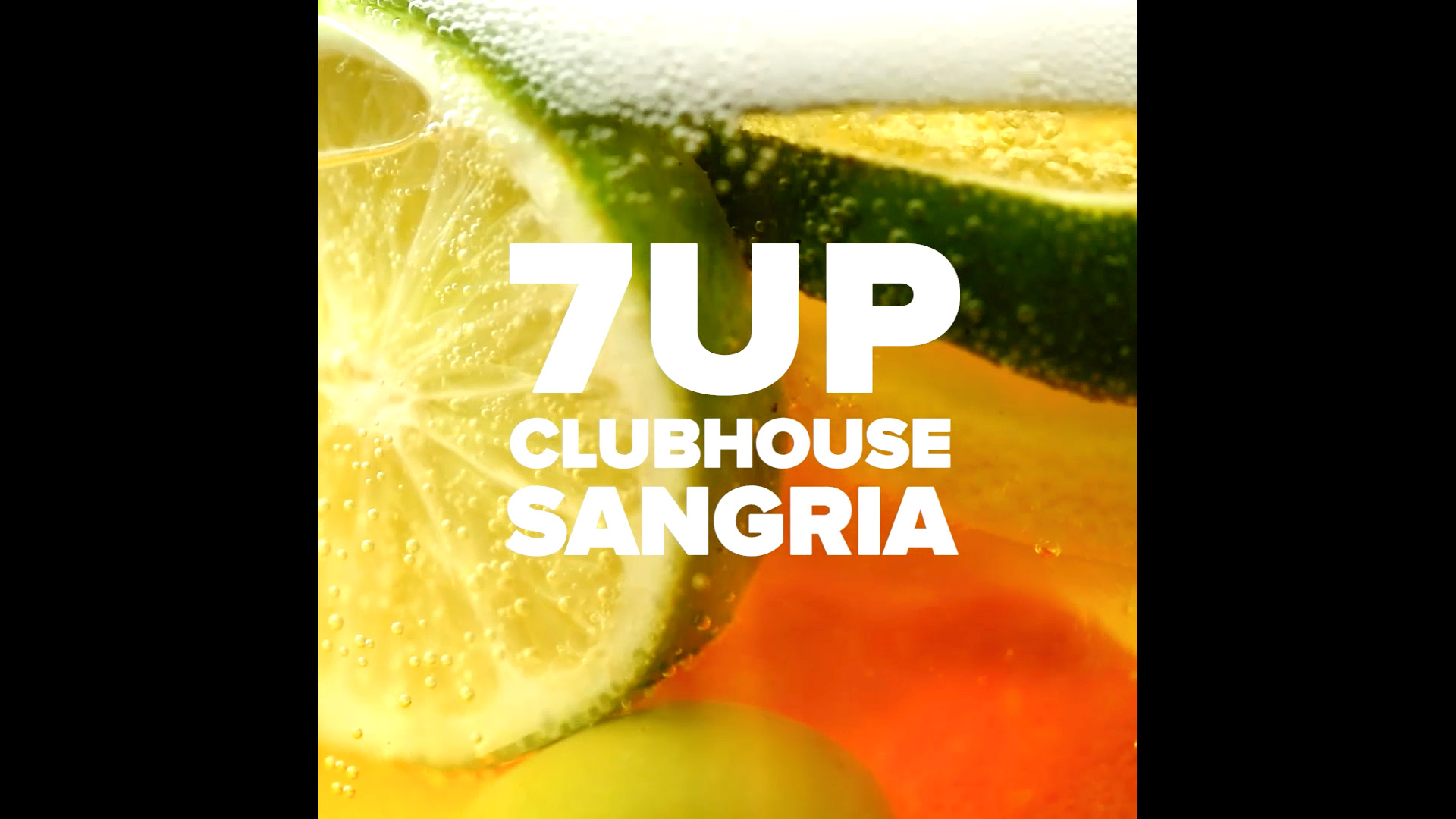 Learn How to Make a Tasty Sangria Courtesy of 7Up!