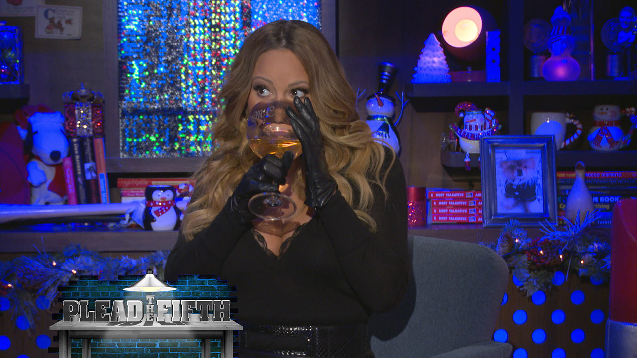 Mariah Carey's Diva Edition of 'Plead the Fifth!'