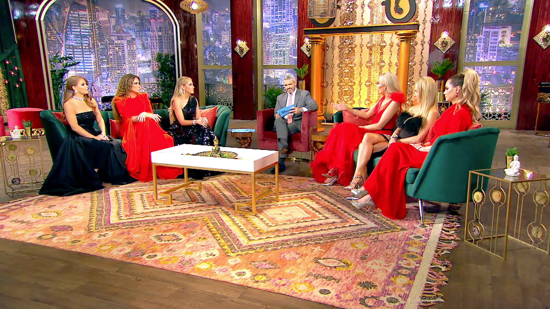 Your First Look at The Real Housewives of Dallas Season 4 Reunion