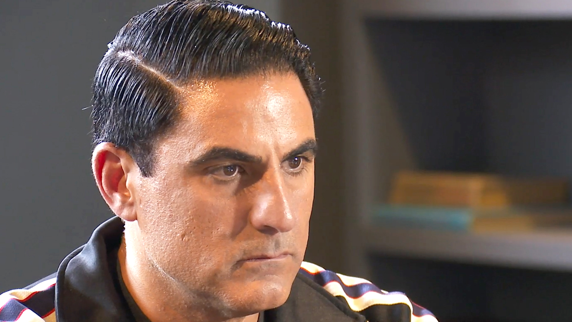 "Next on Shahs: Reza Farahan and Mercedes ""MJ"" Javid Meet Face to Face"