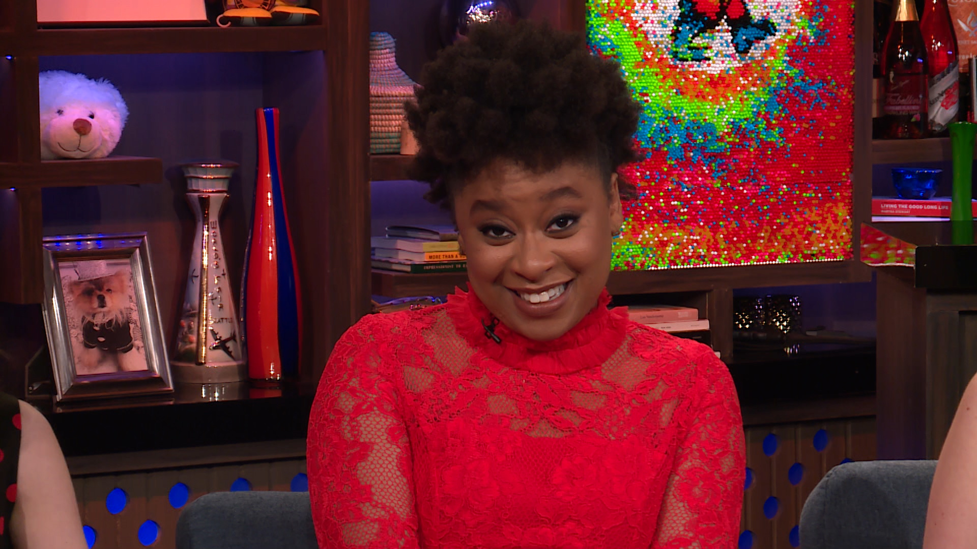 Phoebe Robinson's Text Exchanges with Oprah