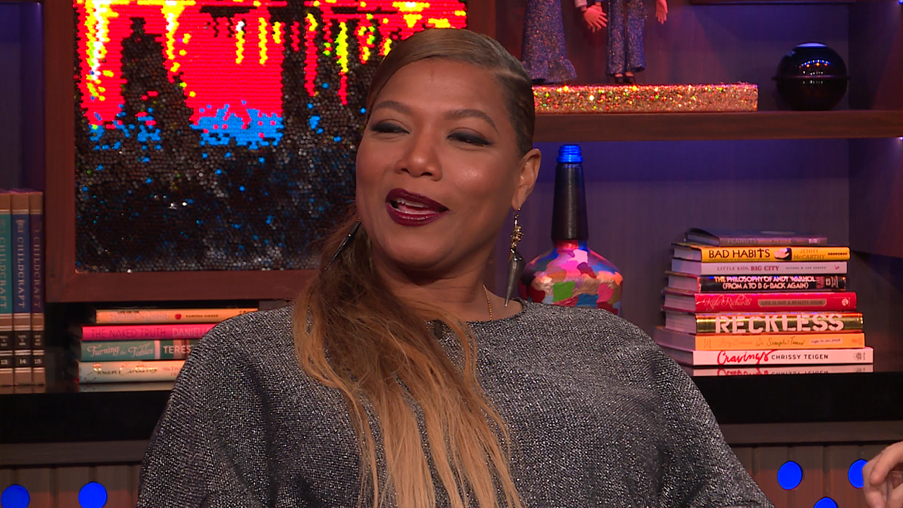 Queen Latifah On A 'Living Single' Comeback?