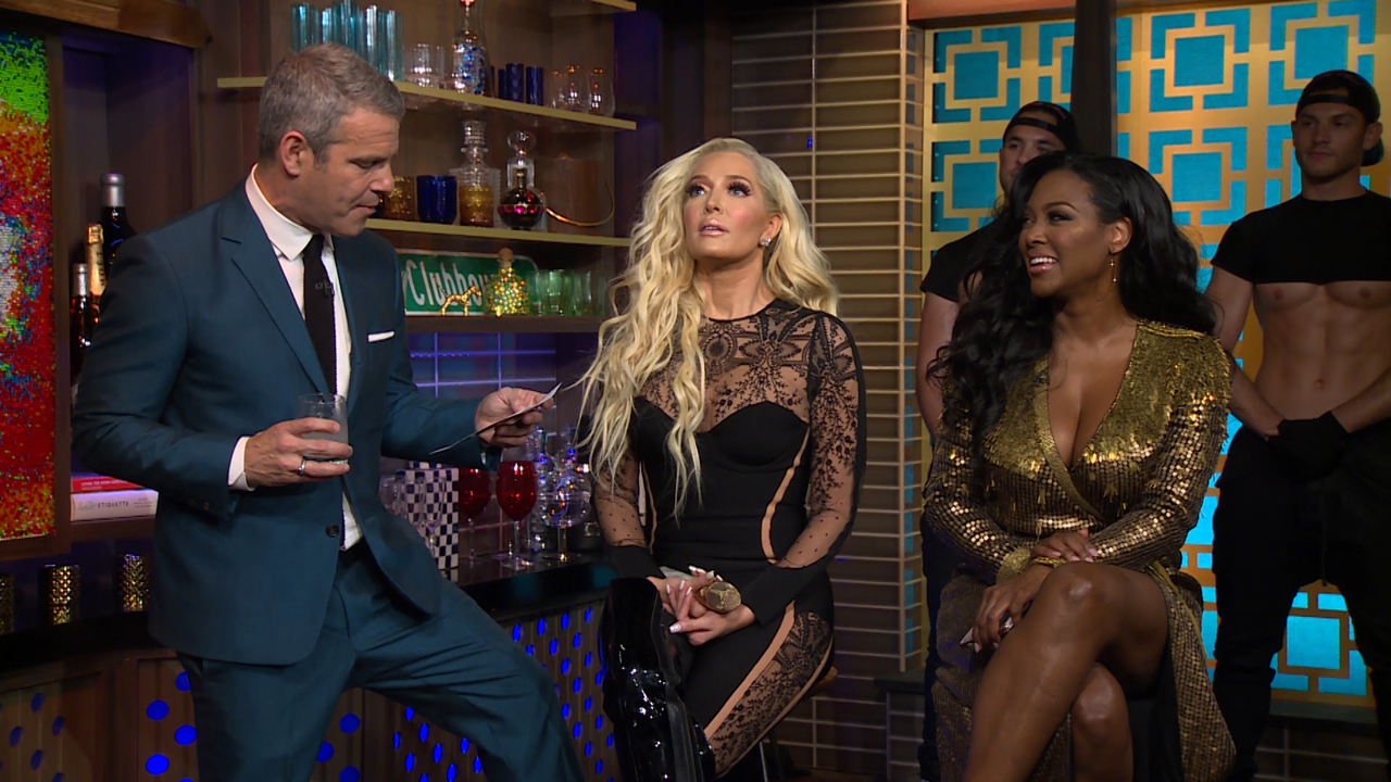 After Show: Reliving 'Housewives' Drama