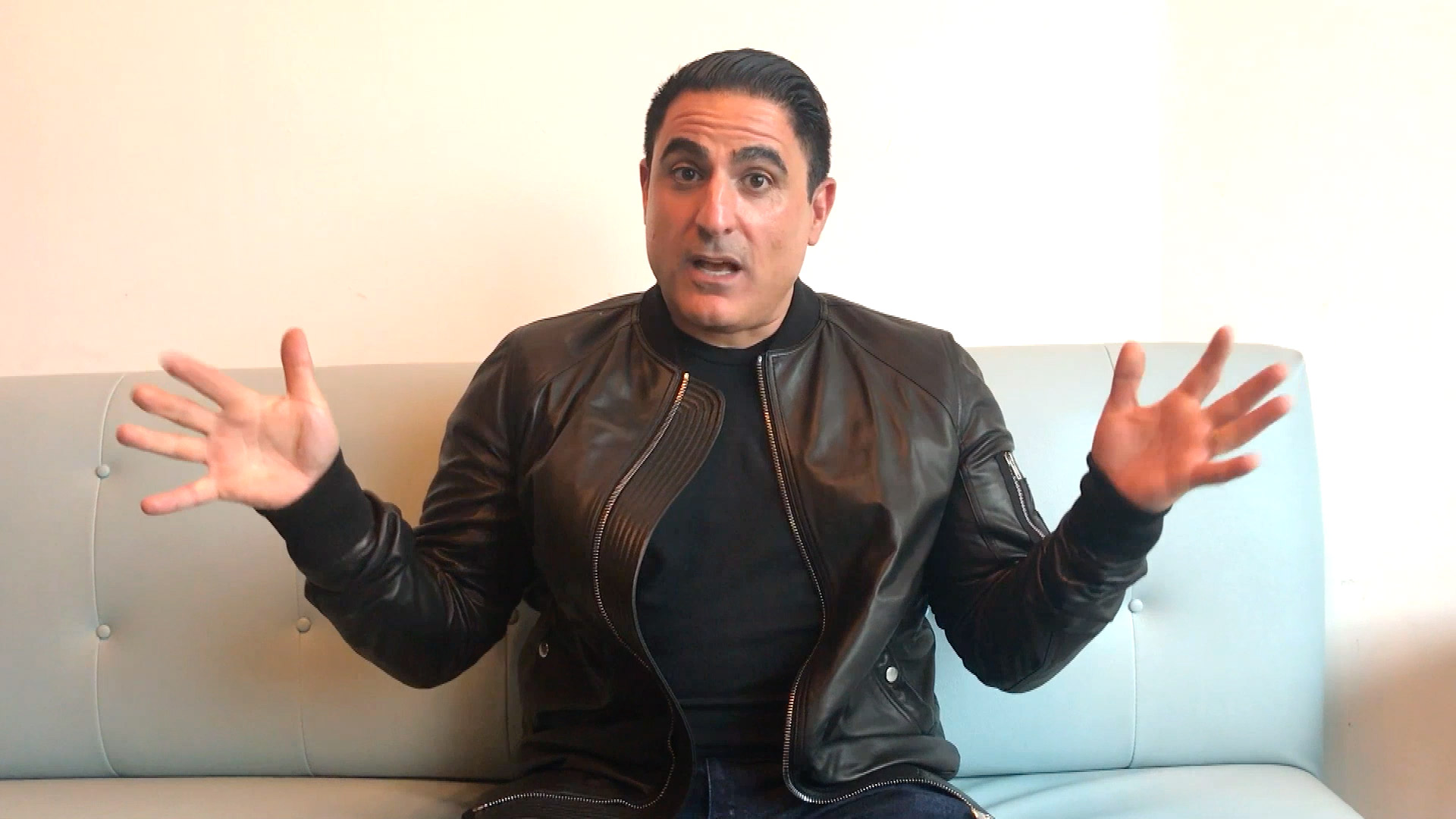 Reza Farahan Reveals His Timeline for Having Kids