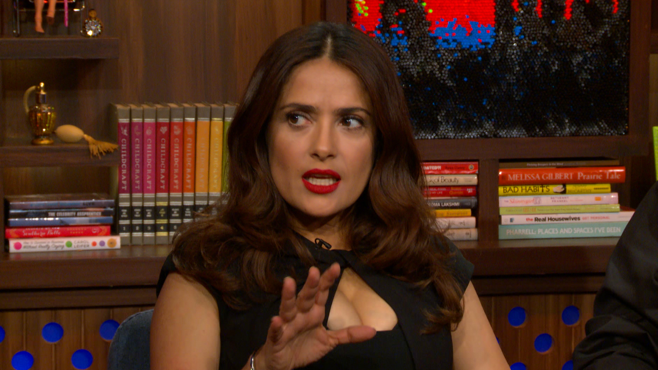 Salma on Acting in a Telenovela