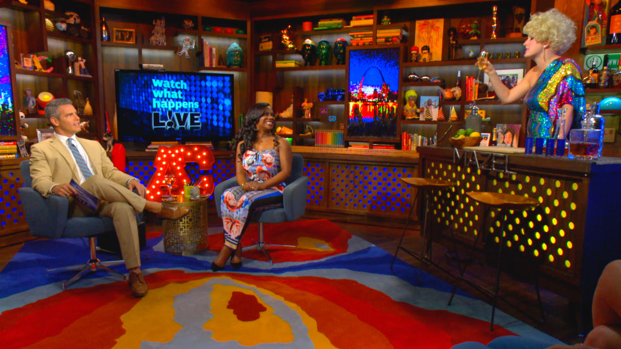 After Show: Kandi's Got Shade for Andy