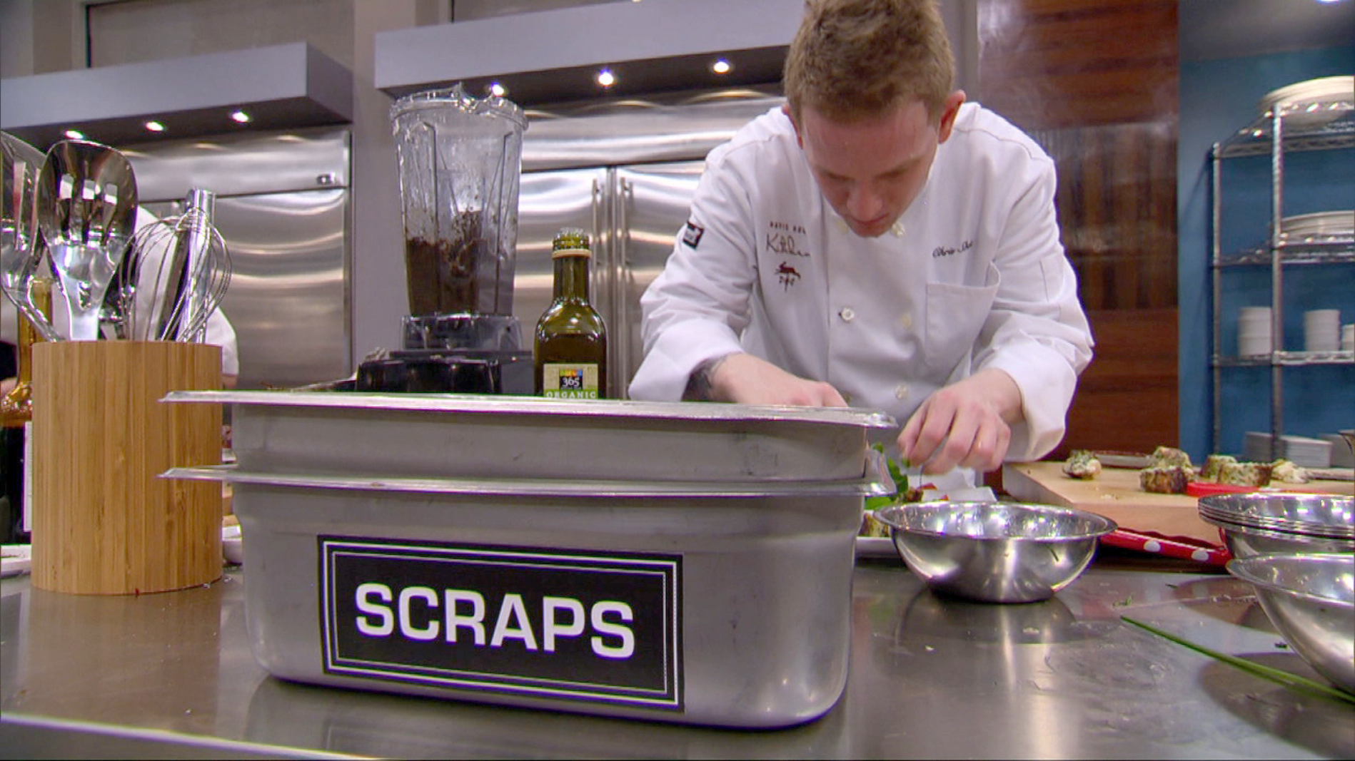 Battle of the Sous Chefs: Ep 3