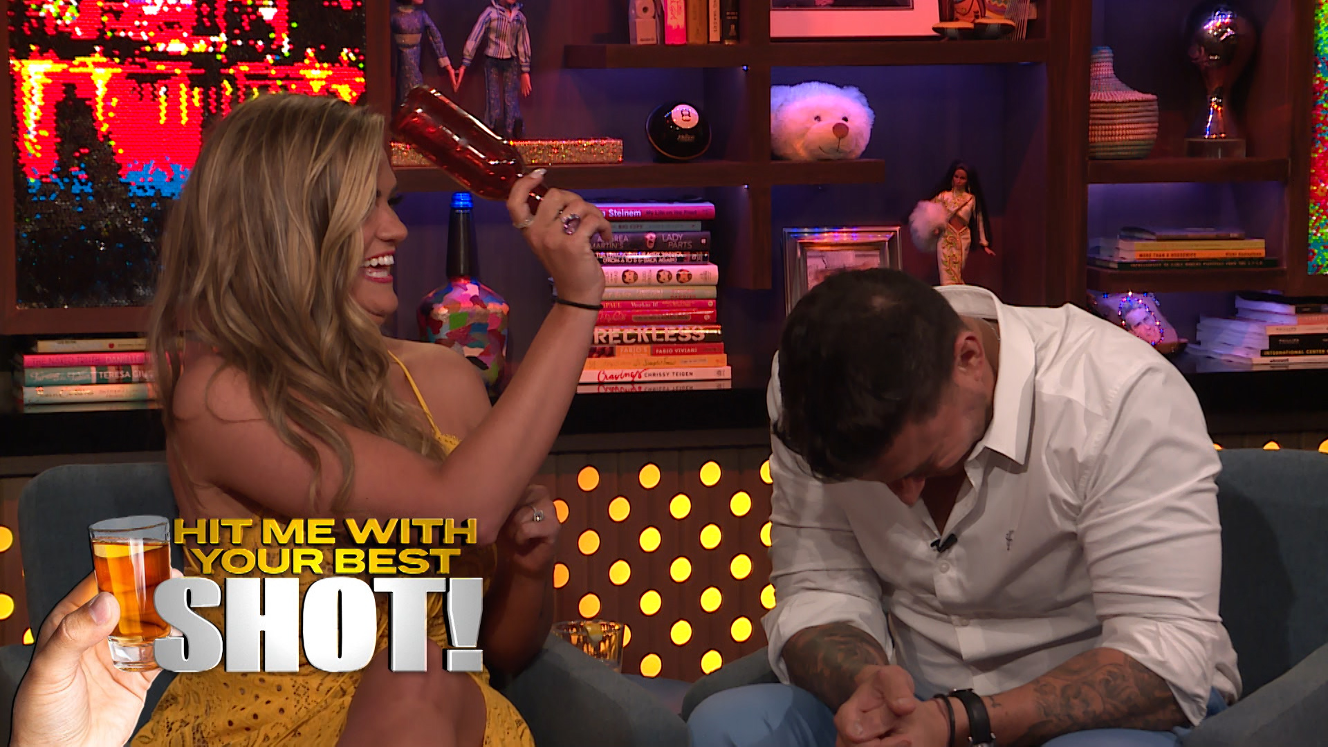 Vanderpump Rules Trivia with Jax Taylor and Brittany Cartwright