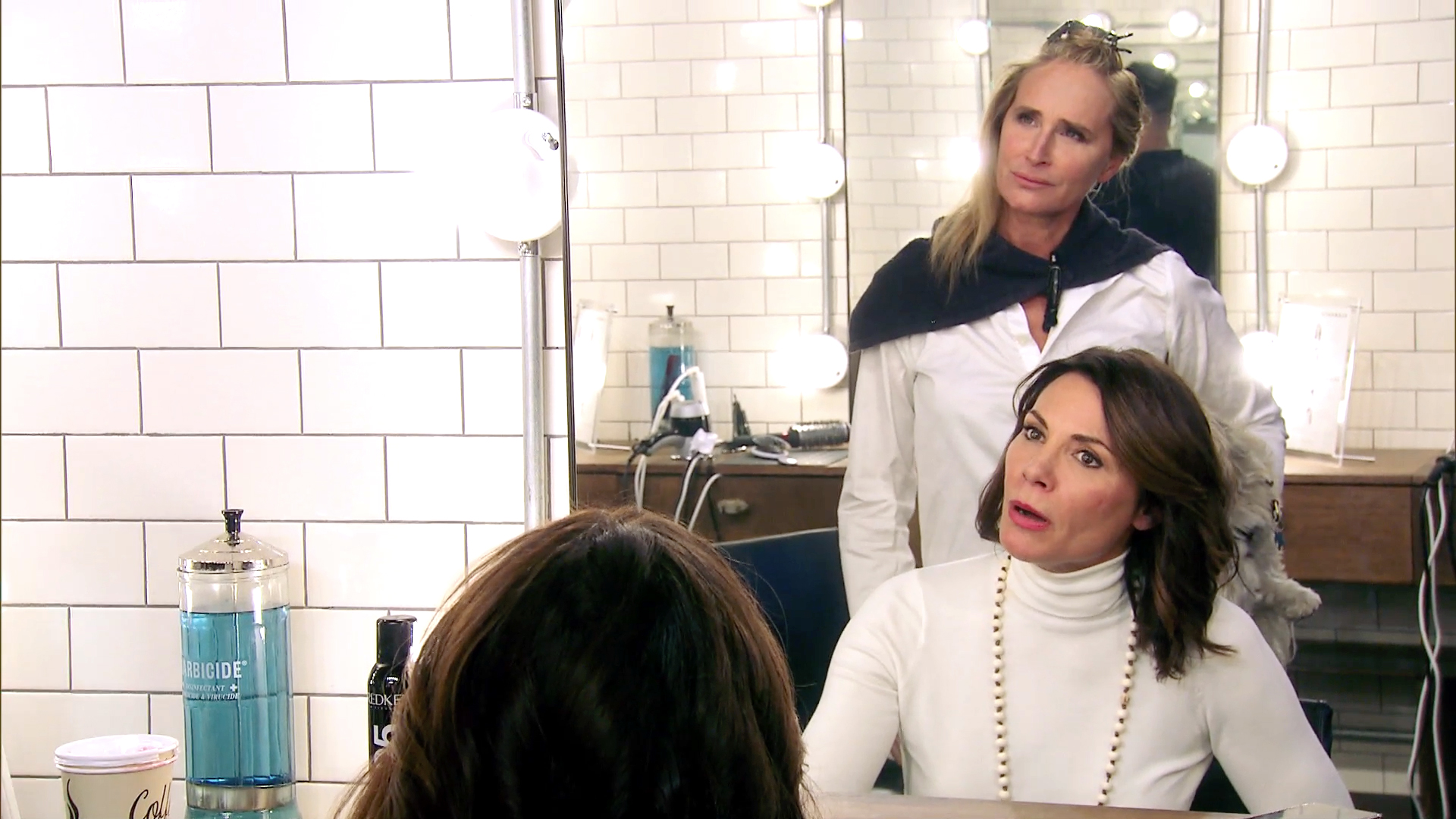 Luann de Lesseps Doesn't Give a Sh— If Bethenny Frankel Is Upset