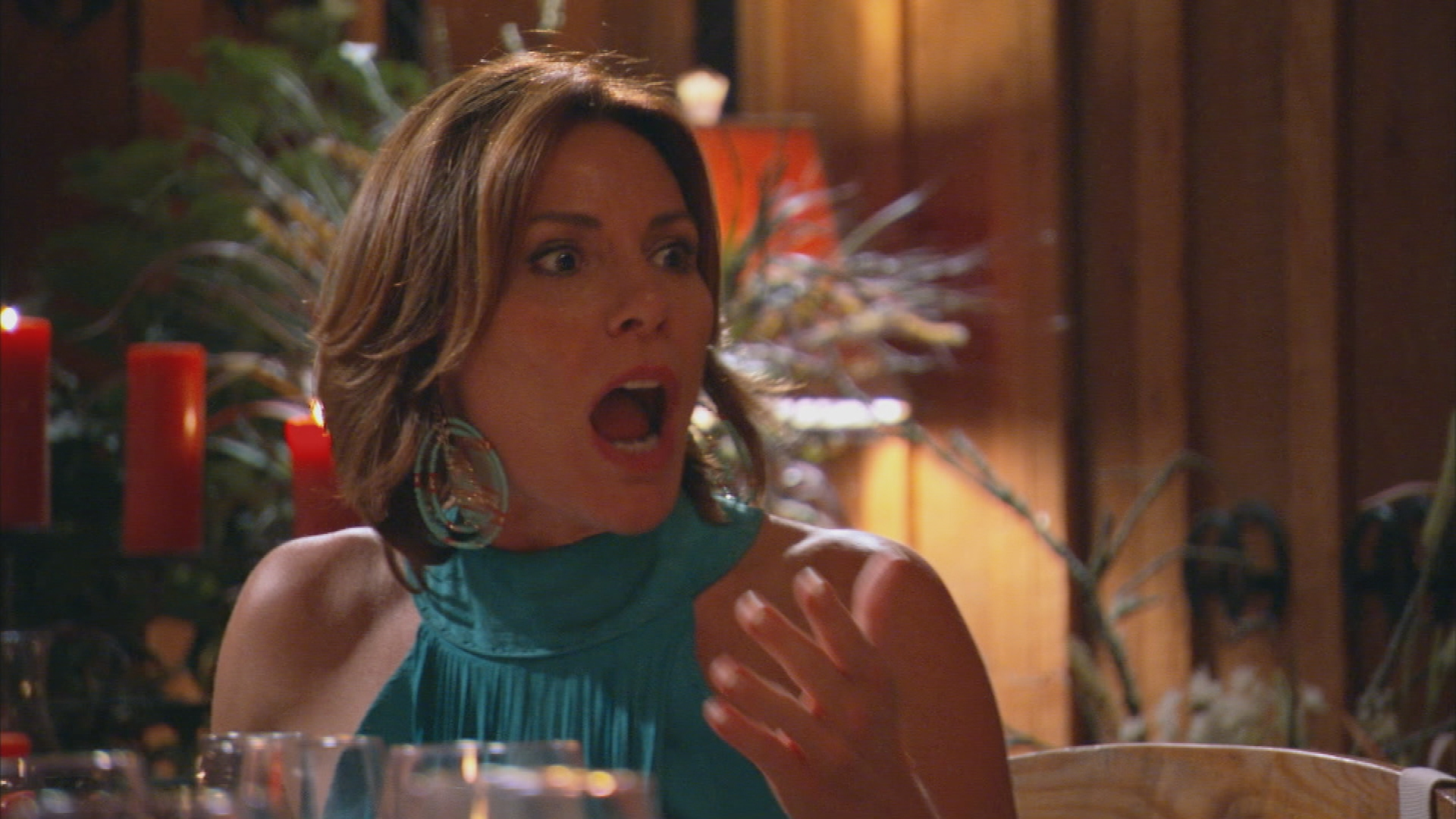 LuAnn Doesn't Want to Get Gossiped About