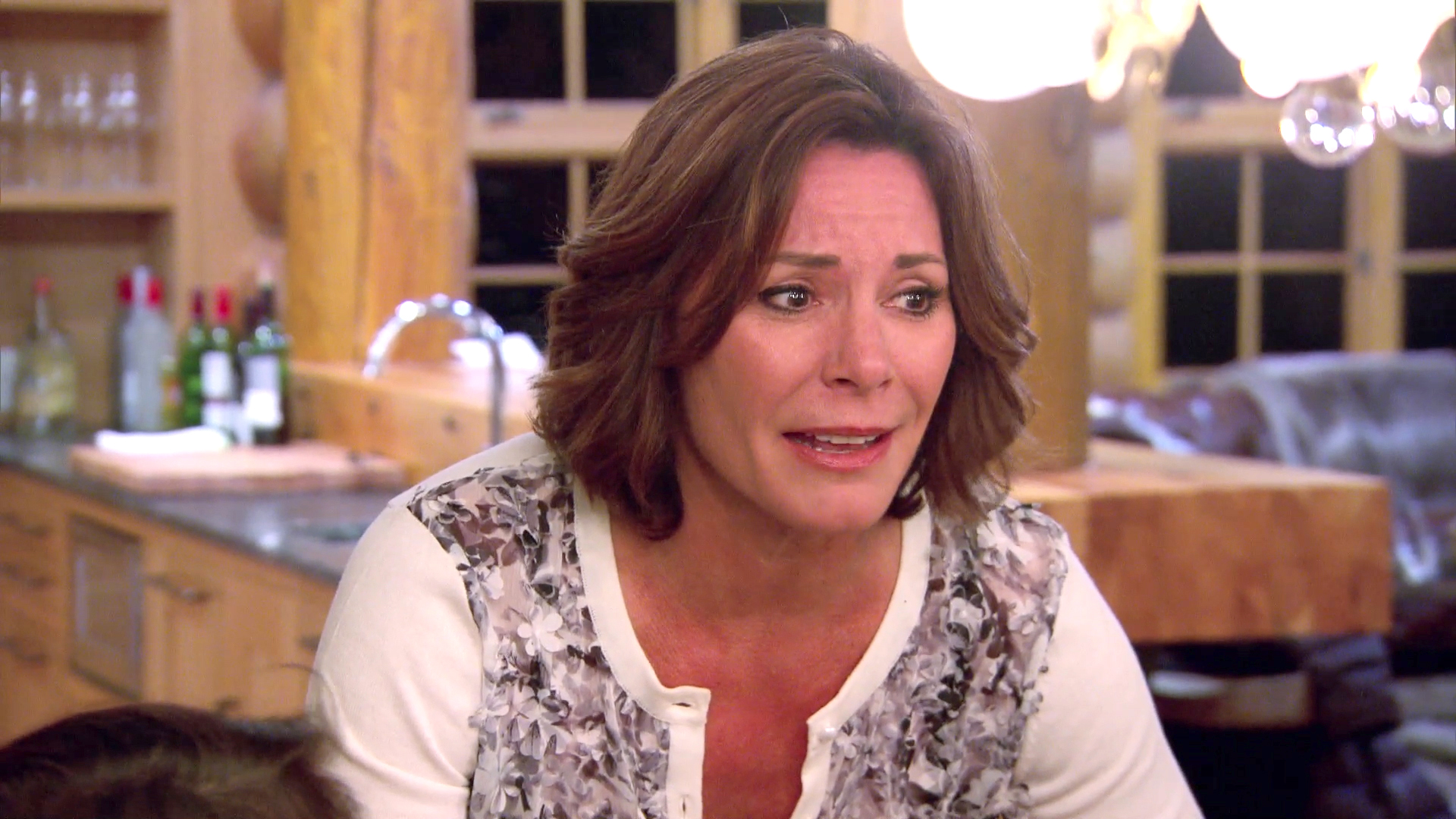 Luann Isn't Happy With the Room Situation