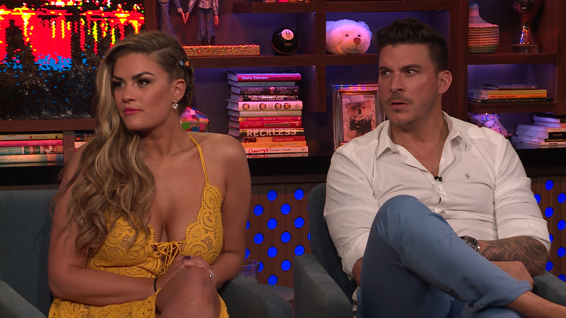 After Show: Jax Taylor and Brittany Cartwright Don't Watch The Real Housewives