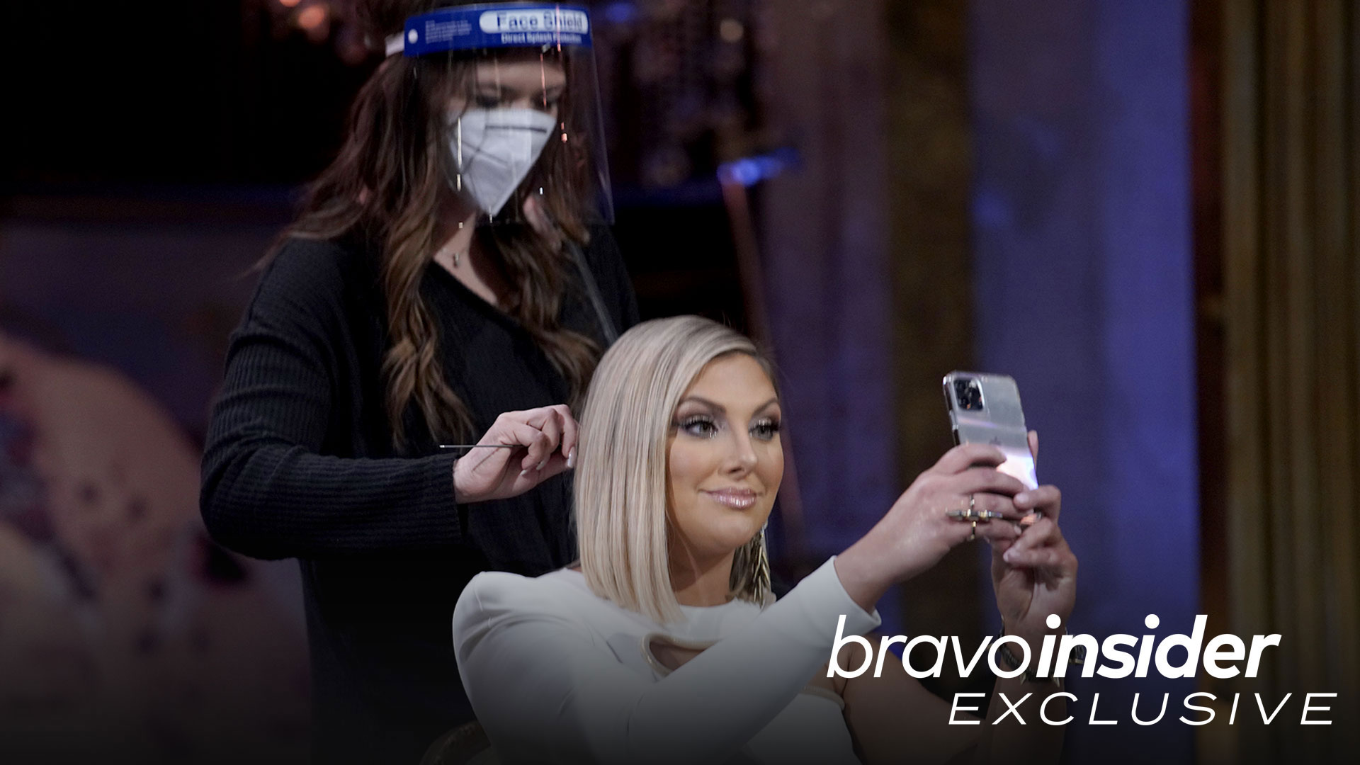 There Were Some Unexpected Fashion Emergencies Right Before the RHOC Season 15 Reunion