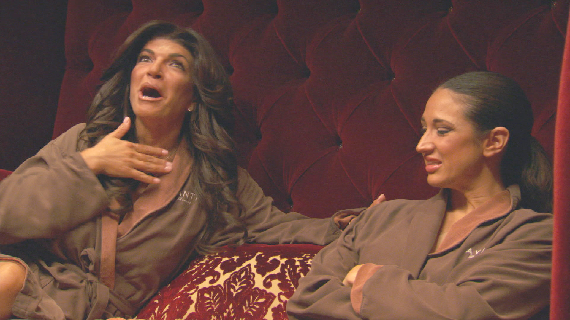 RHONJ Ep 13 Recap Part 3: Don't Talk About Spa Club