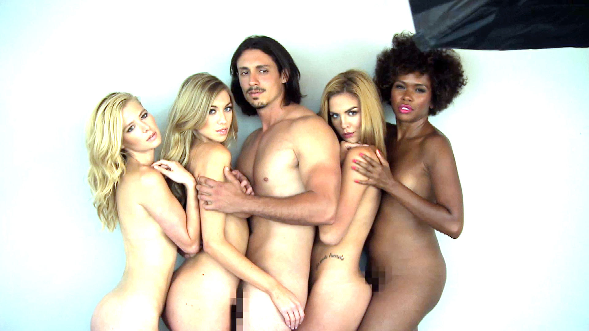 Nude of boardwalk empire