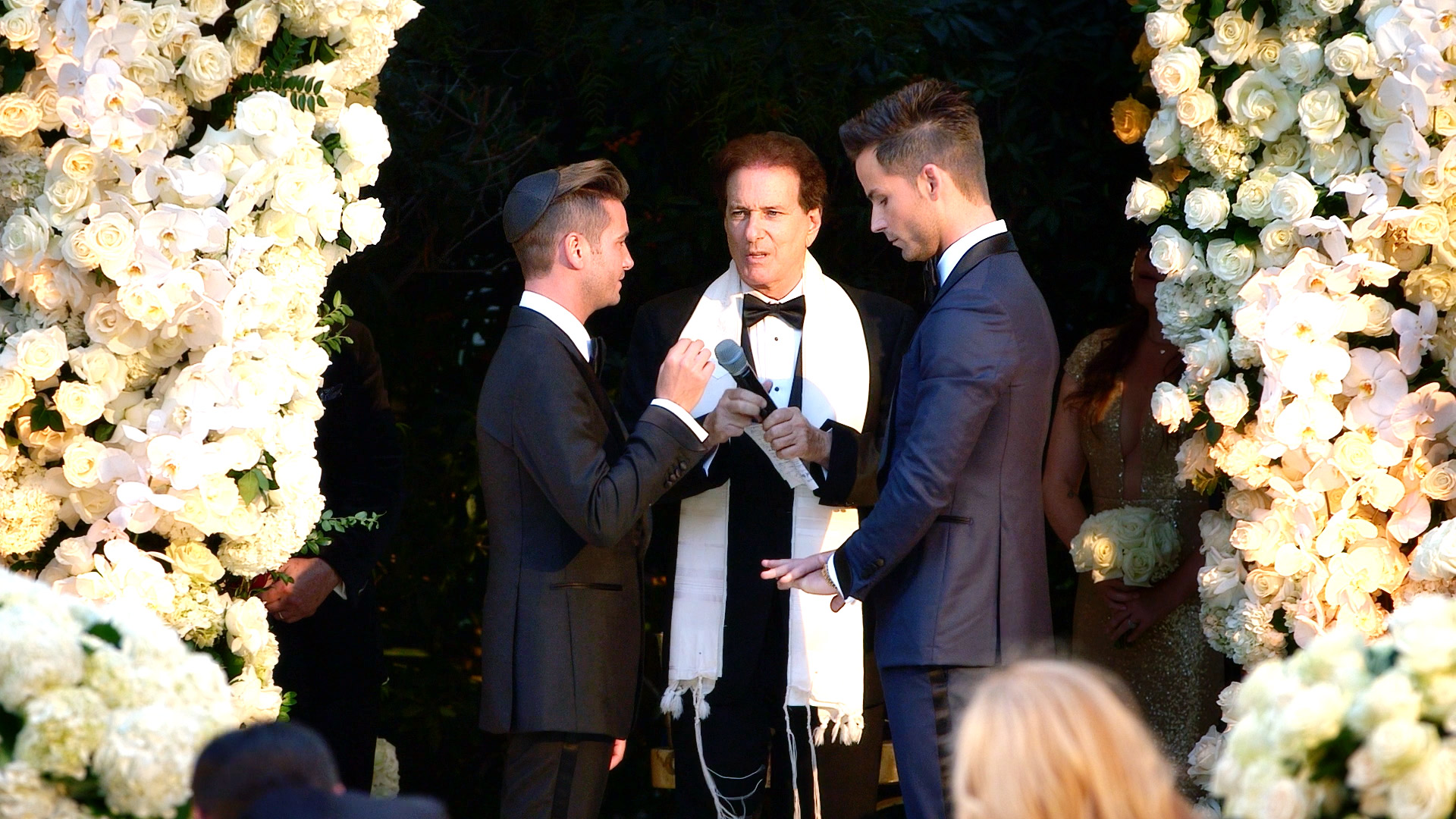 Josh Flagg and Bobby Boyd Recite Their Wedding Vows
