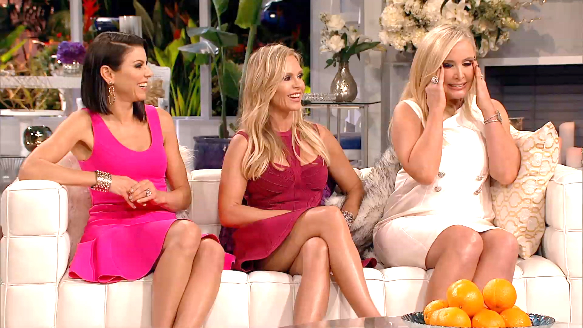 Which RHOC Lady Has a Sex Tape?