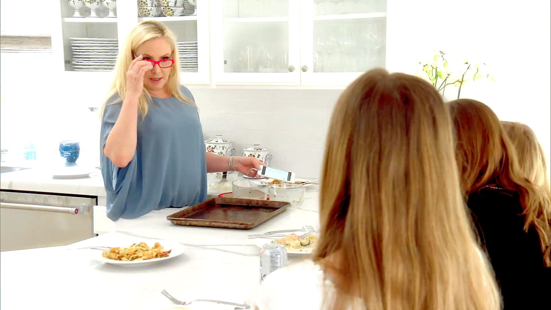 Shannon Beador Enlists Some Taste Testers