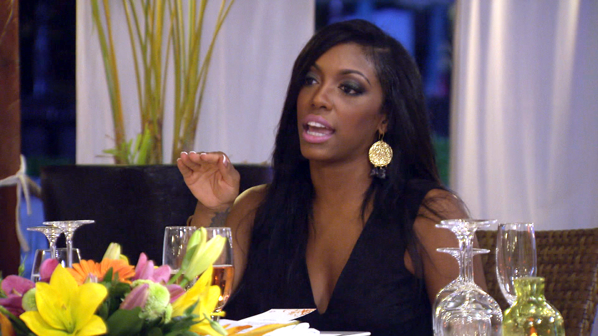 Was Porsha Stewart a Beard?