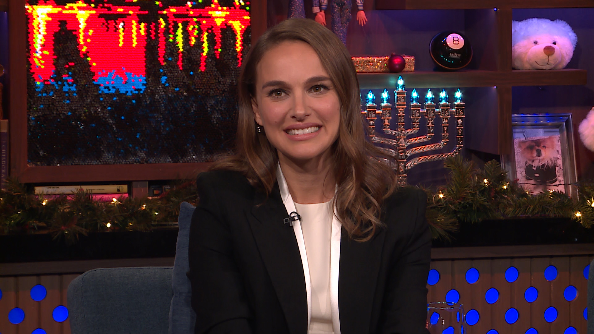 Natalie Portman on Her Miscommunication with Jessica Simpson