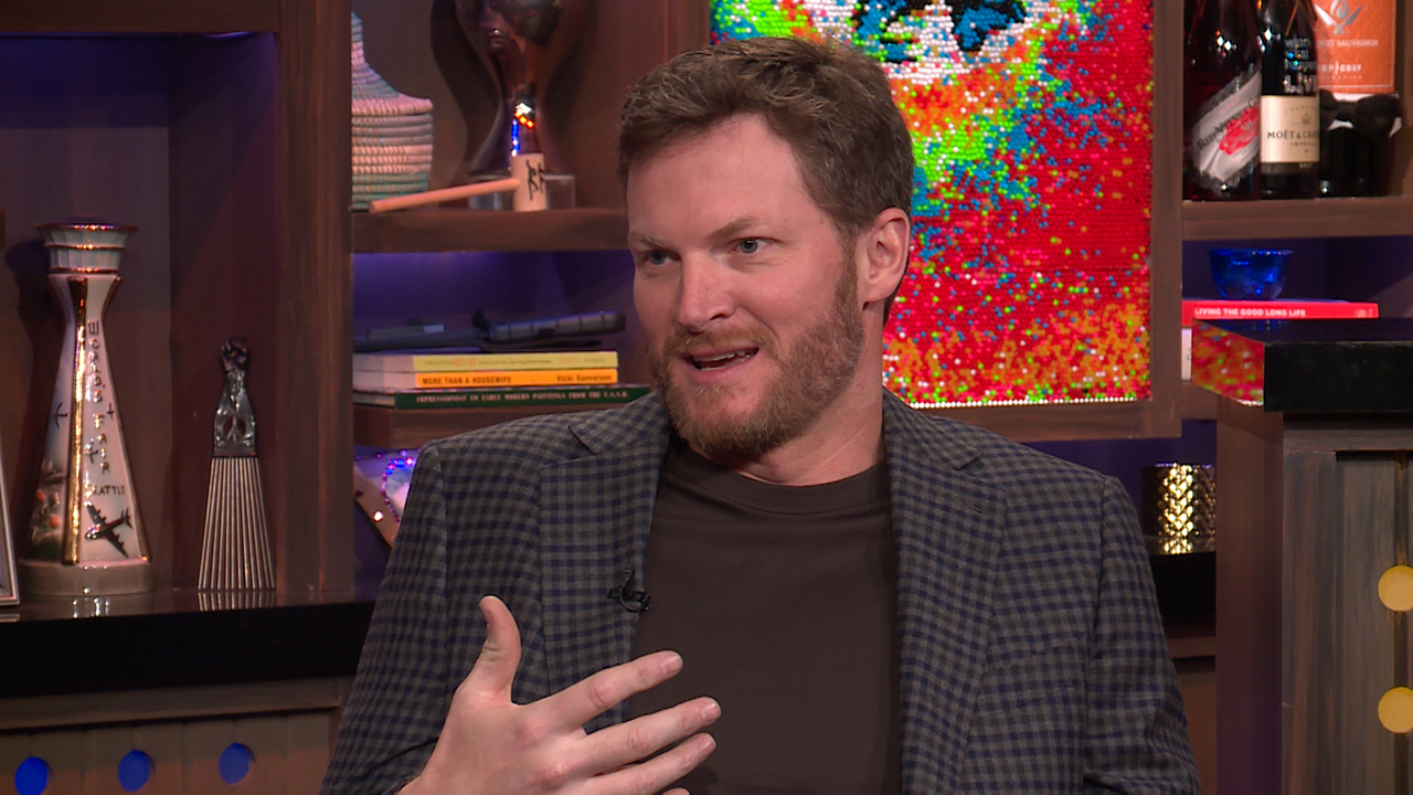 Does Dale Earnhardt Jr. Think About Death?