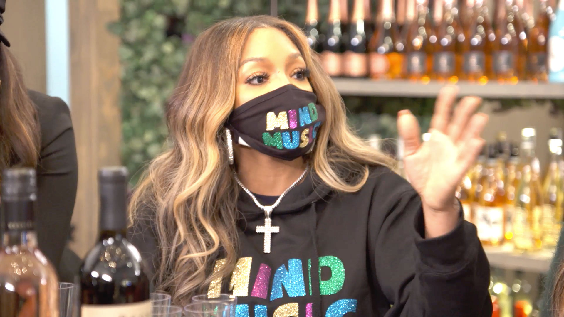 "Drew Sidora Accuses LaToya Ali of Breaking Up a Family and Calls Her ""Delilah"""