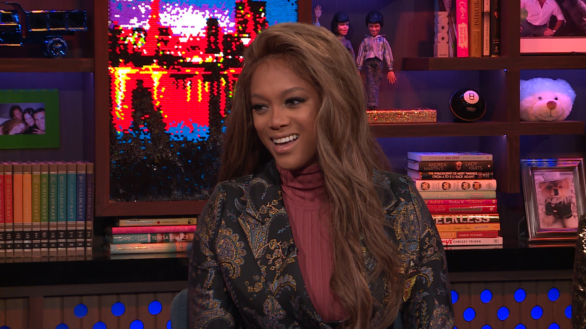 Tyra Banks on Winnie Harlow's Comments About 'ANTM'