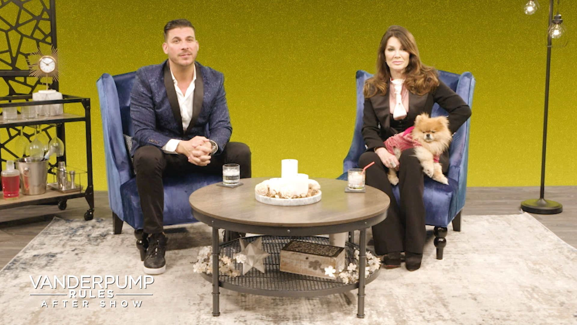 Lisa Vanderpump Calls Jax Taylor Narcissistic and He...Agrees!