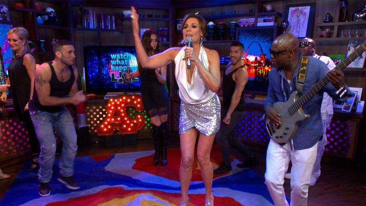 LuAnn Performs 'Girl Code' LIVE!